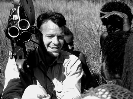 Robert Gardner - Metaphorical Filmmaker - Steve Schecter