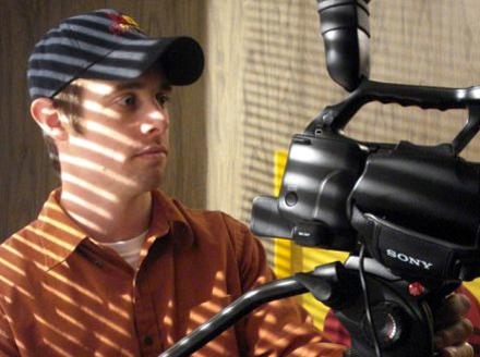 DER Filmmaker - Aaron Cadieux