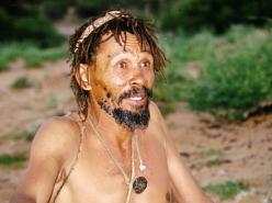 DER Film Bushman's Secret