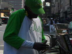 Dollars and Dreams: West Africans in New York (2007)
