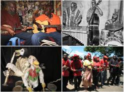 Jazz Cosmopolitanism In Accra Series (2009-2016)