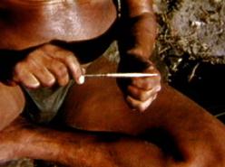 !Kung Bushmen Hunting Equipment (1972)