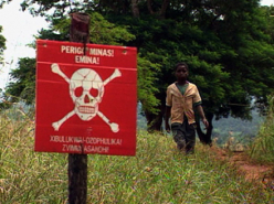 Small Targets: Children and Landmines in Mozambique (1995)