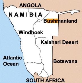 Map Of Africa Kalahari Desert.A Kalahari Family Photos