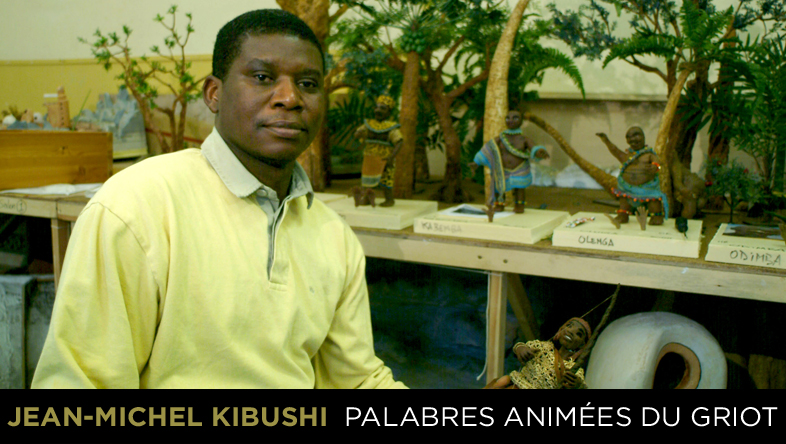 DER Interview with Congolese Animator Jean-Michel Kibushi