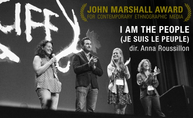 """I Am the People"" Wins Inaugural John Marshall Award for Contemporary Ethnographic Media"