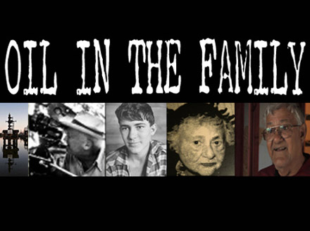 Oil In the Family - Jon Goldman