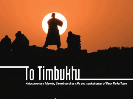 To Timbuktu - Andrea Wozny