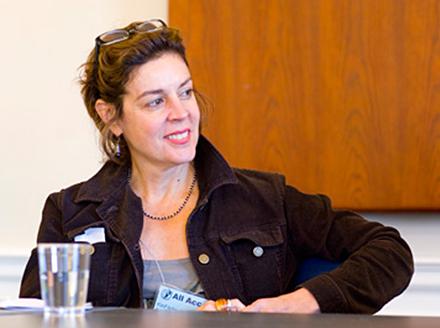 DER Filmmaker - Jane Gillooly