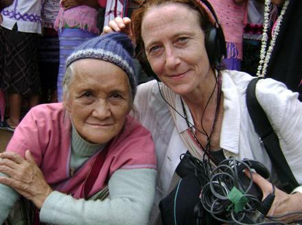 DER Filmmaker - Jeanne Hallacy