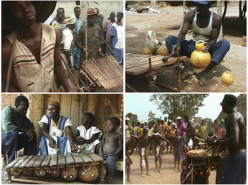 The Masters of the Balafon series (2001-2002)