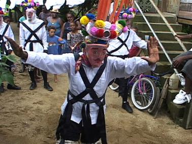 Play, Jankunú Play - The Garifuna Wanaragua Ritual of Belize (2006)