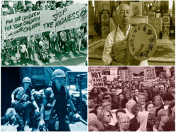 Voices for Peace: Four Films on Grassroots Activism (1984/1989/1990)