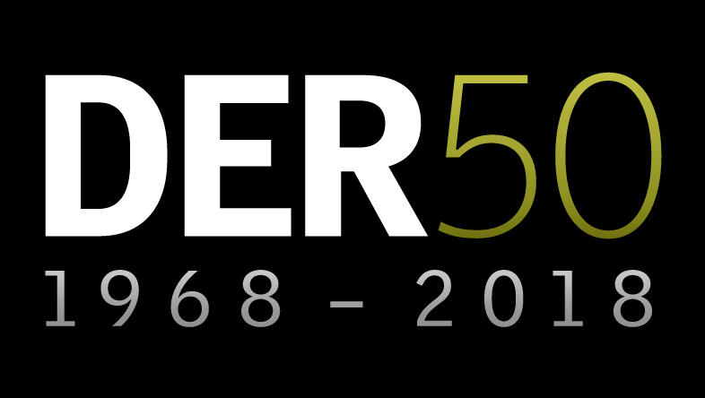 DER 50th Anniversary, 1968-2018