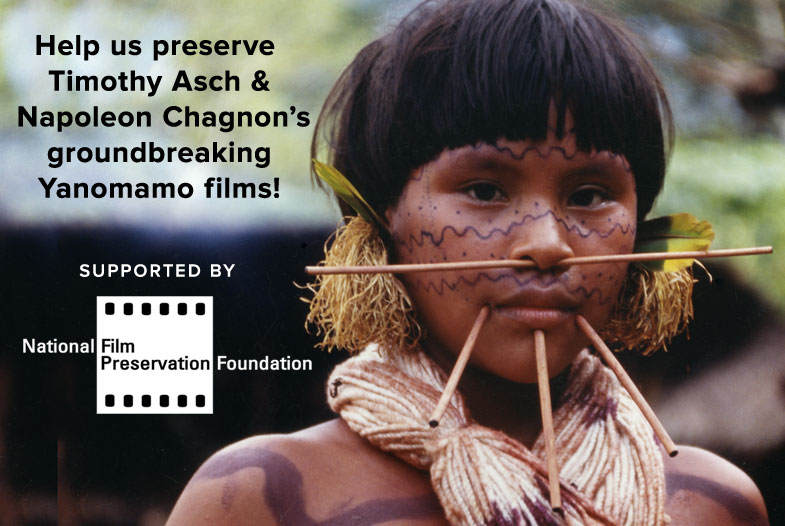 DER Yanomamö Preservation Campaign