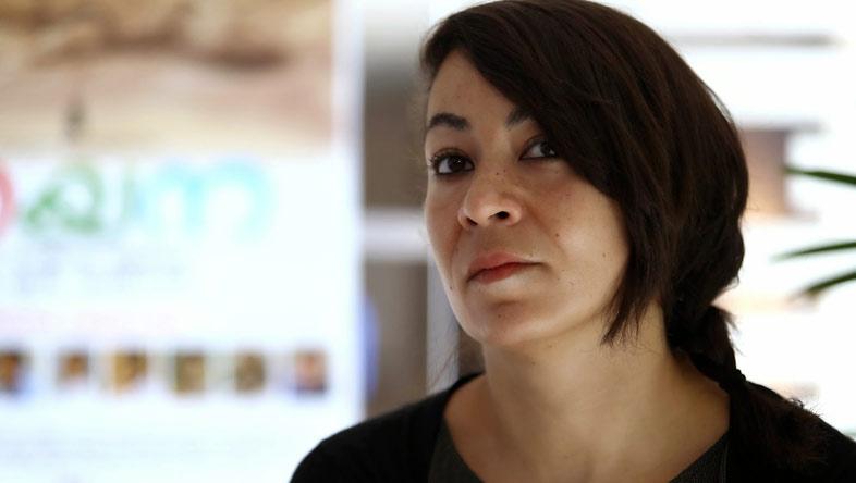 Filmmaker Tala Hadid