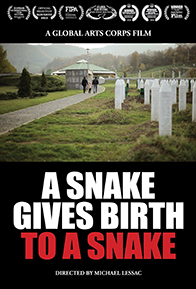 Watch from Home – A Snake Gives Birth to a Snake