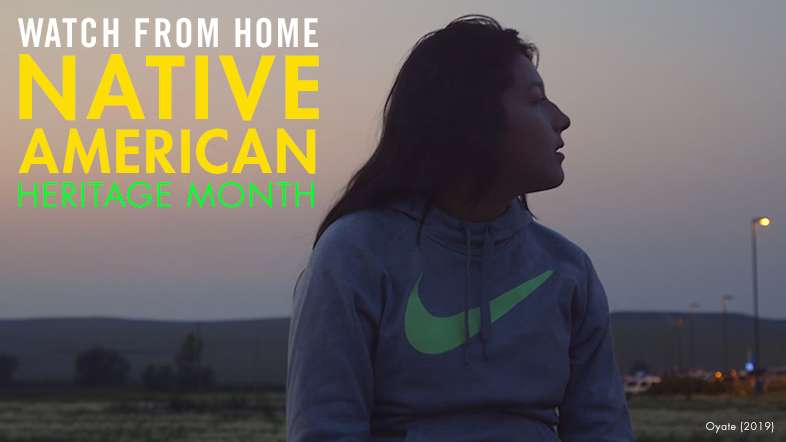 Watch From Home – National Native American Heritage Month 2020
