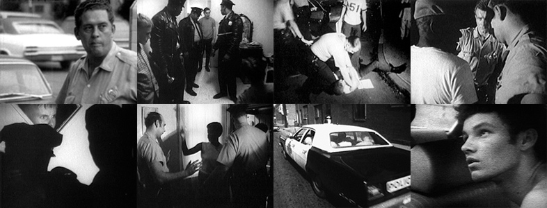 Images from John Marshall's PITTSBURGH POLICE film series